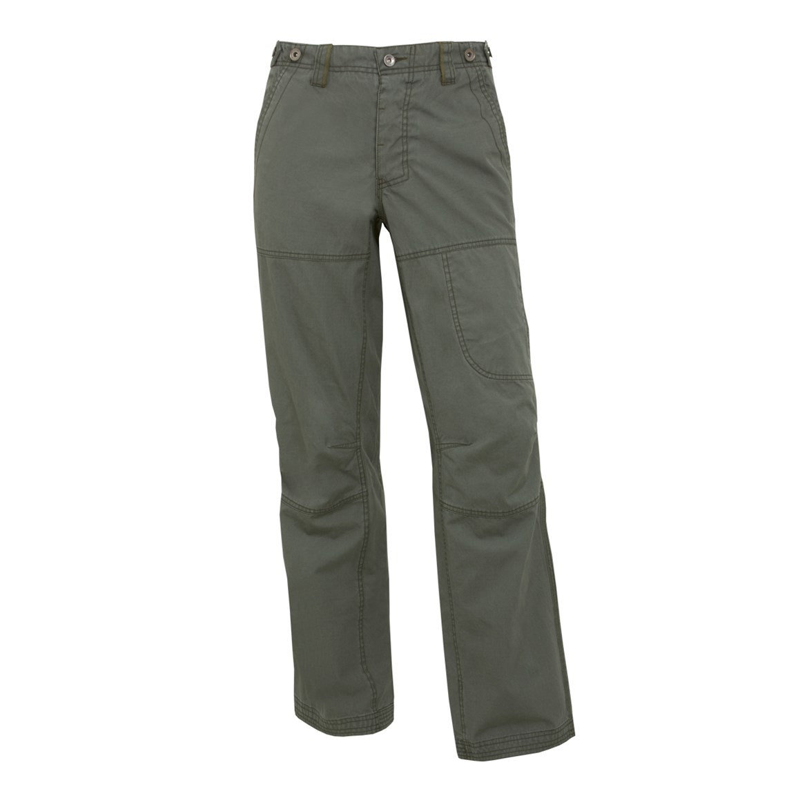 Hanford Rip Stop Utility Trouser Thyme