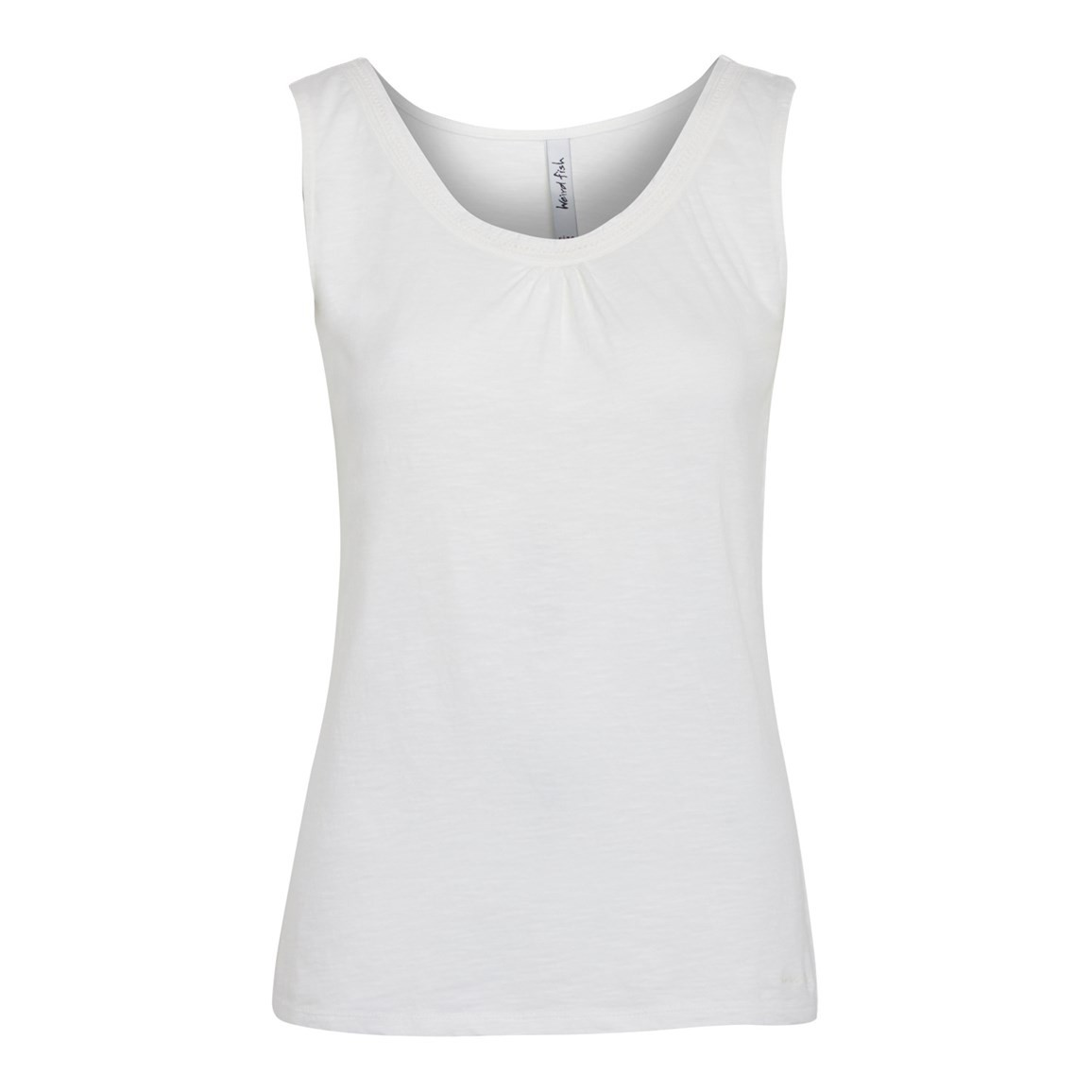 Beeches Vest Top Ecru