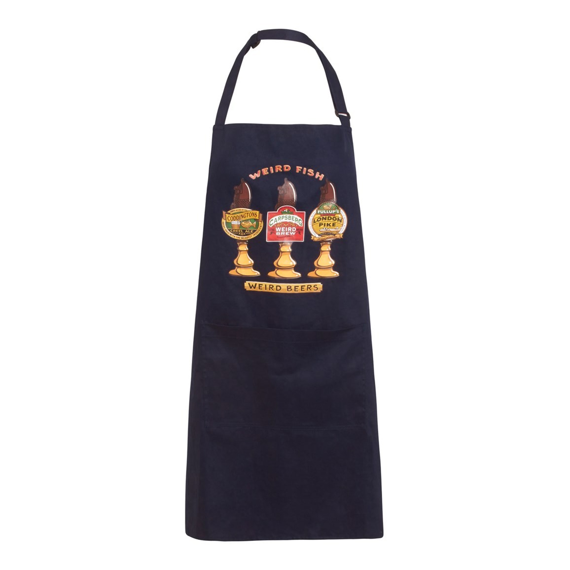 Image of Brian Weird Beers Apron