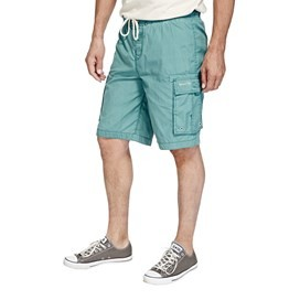 Deania Cargo Boardshorts Sea Green