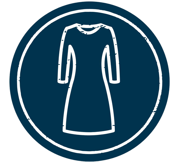womens dress icon