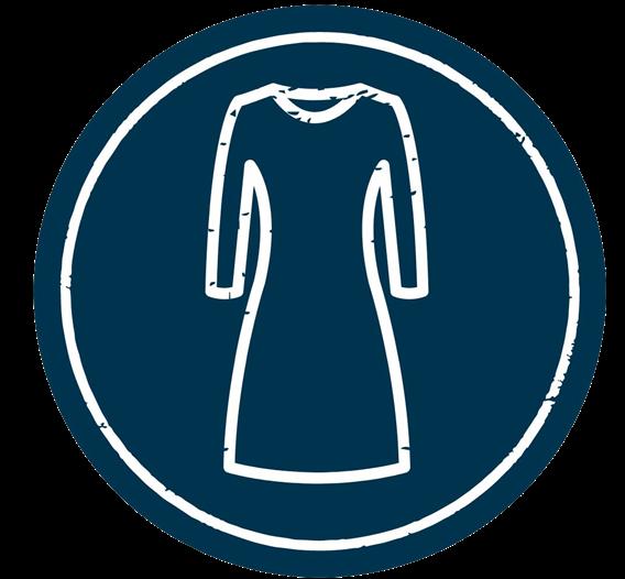 womens dress icon