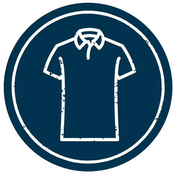 mens t-shirt icon